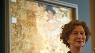 Helen Mirren   video   -   foto     e il capolavoro da salvare