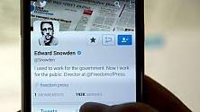 Snowden non disattiva le notifiche su Twitter: sommerso dagli avvisi