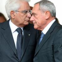 """Consulta, Mattarella: """"Parlamento elegga presto giudici"""". Grasso e Boldrini: """"Agire..."""