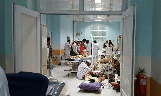 Afghanistan, Nato colpisce per errore ospedale di'Medici senza frontiere': 3 sanitari morti
