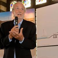 """Renzo Piano: """"I miei progetti nascono da radici di acqua e pietra"""""""