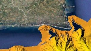 Attenti ai canyon sommersi pericolo per le coste italiane