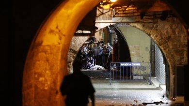 Gerusalemme, attacco a famiglia ebrea  Due morti e due feriti, tra cui un bimbo