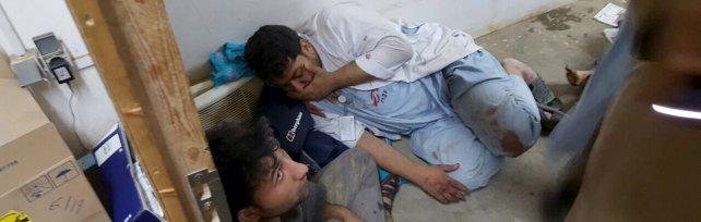 """Bombe Usa su ospedale Msf, strage a Kunduz    Il cordoglio di Obama : """"Aspettiamo l'inchiesta"""""""