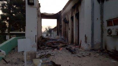 """Afghanistan, Msf dopo le bombe Usa:   """"Abbiamo lasciato Kunduz""""   foto   -   video"""