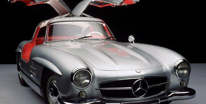 Auto e Moto d'Epoca: Mercedes c'è