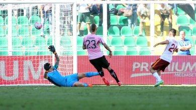 Zenga ferma l'Inter: è 1-1 Riscatto Roma