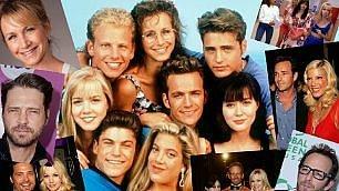 Beverly Hills 90210 ha 25 anni    i protagonisti ieri e oggi