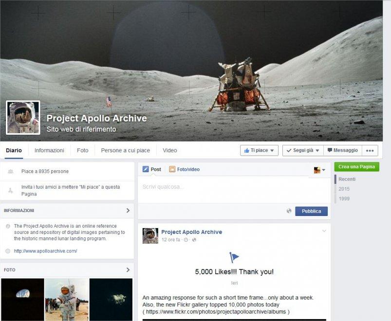 Destinazione Luna: le missioni Apollo come non le avete mai viste