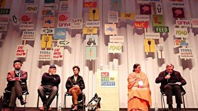 'Terra madre', il messaggio di Latouche 'Ridistribuire e riciclare: mondo più equo'