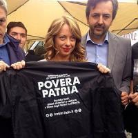 Destra: passa mozione Fratelli d'Italia, partito terrà simbolo. Sconfitti Alemanno e Fini