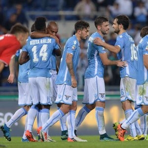 Lazio-Frosinone 2-0, Keita lancia i biancocelesti
