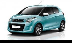 Citroën C1, parcheggiare è un gioco