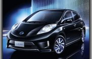 Nuova Nissan Leaf, 250 km di autonomia