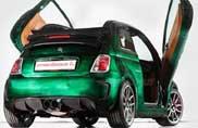 Romeo S, e la nuova 500 diventa supercar