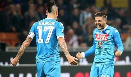 Segna, vince e non prende gol Così è nato il 'nuovo' Napoli