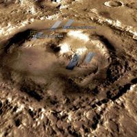 L'acqua su Marte che nessun rover può vedere da vicino