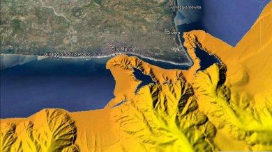 Attenti a quei canyon sommersi -   Foto   Sono un pericolo per le coste italiane