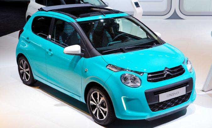 Citroën C1, voglia di libertà