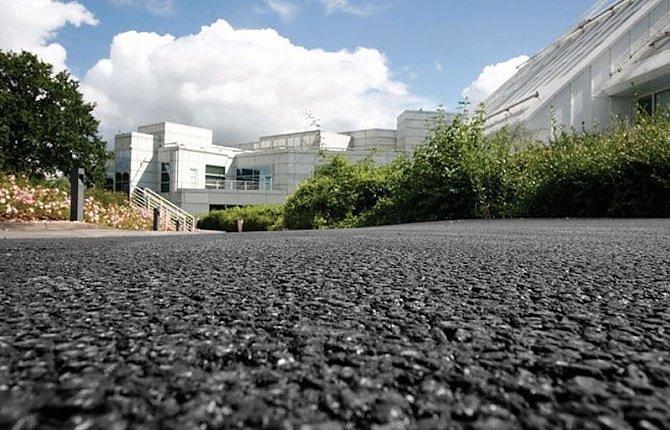 Il cemento magico, svolta per la sicurezza stradale