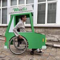 Francia: ecco Wheeliz, la 'Uber' per persone disabili