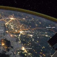 India-Pakistan, il confine più sorvegliato al mondo: è visibile anche dallo Spazio