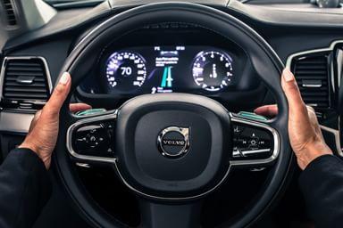 Guida Autonoma, Volvo in prima linea