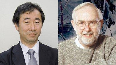 "Nobel Fisica a Kajita e McDonald   video   ""I neutrini hanno massa, ecco perché"""