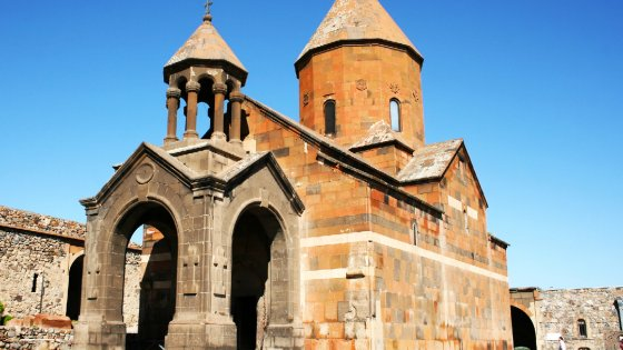 Armenia, cuore dell'antichità