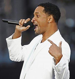 Will Smith, l'annuncio è musicale: un disco e un tour nel 2016