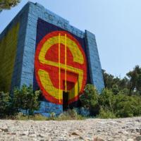 Livorno, il mausoleo di Ciano diventa il deposito di Zio Paperone