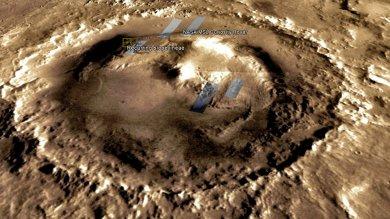"Quell'acqua ""proibita"" di Marte perché Curiosity deve starne lontano"