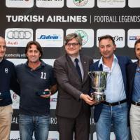 Golf e solidarietà, a Torino vince Schwoch