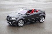 Range Rover Evoque Convertibile, il debutto si avvicina