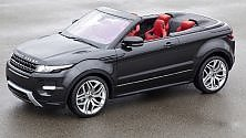 Range Rover Evoque Convertibile, ci siamo