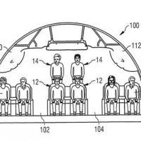 Posti a castello per i viaggi in aereo: brevetti Airbus