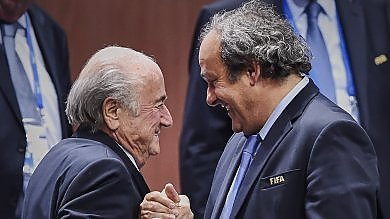 Fifa, il mistero della carta scomparsa per i due milioni versati a Platini