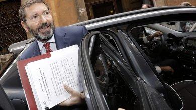 """Caso Marino, ristoratore accusa   audio   """"Con la moglie, altro che cena di lavoro"""""""