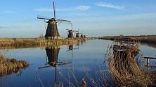 Dall'Olanda alla Mancha a scoprire i mulini    RepTv
