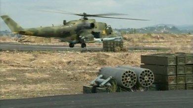 Siria, offensiva di terra contro i ribelli raid russi in appoggio alle truppe di Assad