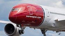 Norwegian Air lancia  i voli Ue-Usa a 60 euro