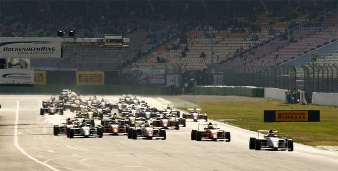 Gran finale per il primo Campionato tedesco Formula 4 Adac Abarth