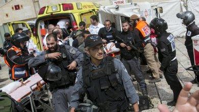 Israele, escalation di violenza   foto   Tre ebrei feriti in poche ore       video    Ucciso aggressore palestinese