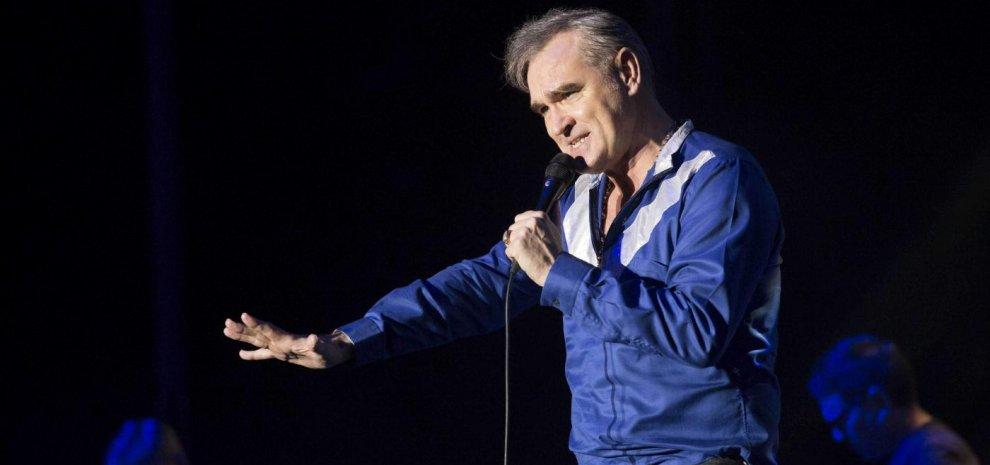 Morrissey in Italia, il rituale dal vivo continua, con qualche chicca