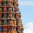 Tempio hindu da record 33mila sculture colorate