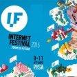 Pisa, è l'Internet Festival