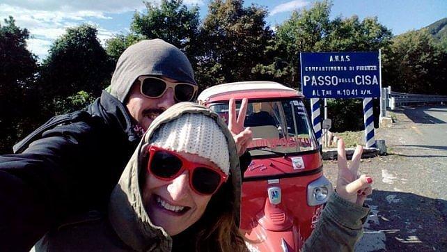 Travel blog: avventura social