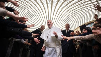 Il Giubileo straordinario di Francesco tra degrado di Roma e allarme terrorismo