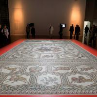 Il mosaico romano da Israele a Venezia