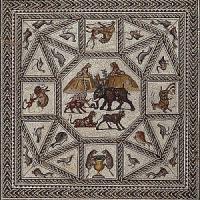 Venezia, il ritorno del mosaico di Lod